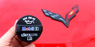 [VIDEO] All 2019 Corvettes Now Factory-Filled with Mobil 1 0W-40 Motor Oil