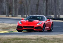 [VIDEO] 2019 Corvette ZR1 Sets Lap Record at VIR with Time of 2:37.25