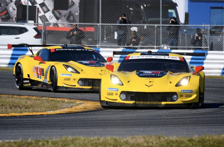 [VIDEO] Slingshot Engaged: Corvette Racing Utilizes Drafting Strategy to Qualify 2nd in GTLM