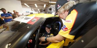 Corvette Racing 'Makes a Wish' Come True for Boy with Cancer at the Rolex 24