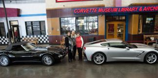 [VIDEO] 1968 Corvette Donated to the National Corvette Museum