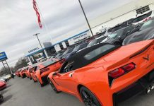 Corvette Delivery Dispatch with National Corvette Seller Mike Furman for Feb. 12th