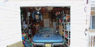 Barn Find 1967 Big Block Corvette Sting Ray Spared From Hurricane Sandy
