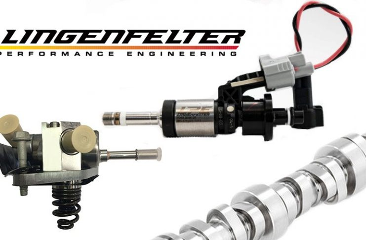 Lingenfelter Announces New High Flow Direct Injection Fuel System Kit