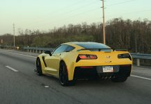 [VIDEO] 2019 Corvette ZR1s on South Florida's Alligator Alley