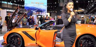 [VIDEO] 2019 Corvette ZR1 Convertible at the 2018 Chicago Auto Show