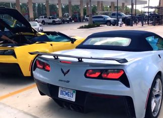 [VIDEO] 2019 Corvette ZR1 Exhaust Note at Start-up and Idle
