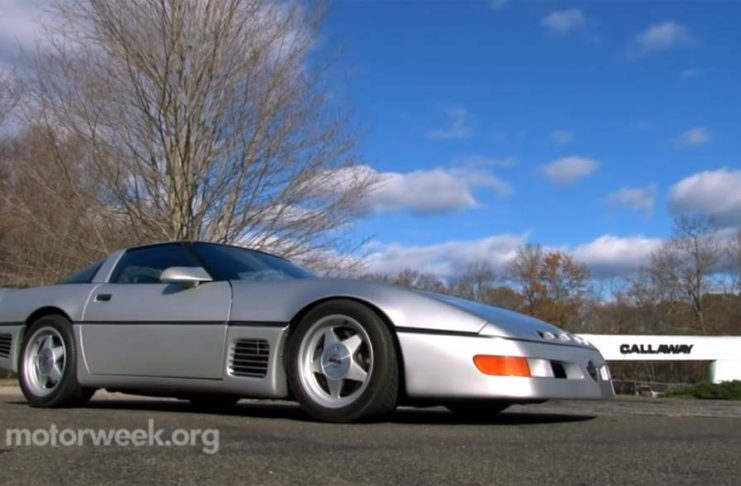 [VIDEO] MotorWeek Drives the Legendary Callaway Sledgehammer