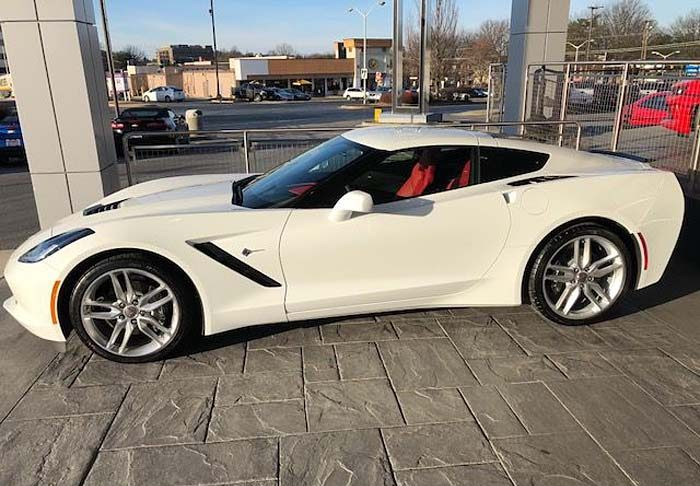 Corvette Delivery Dispatch with National Corvette Seller Mike Furman for Feb. 18th