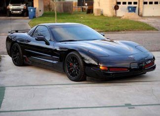 [GALLERY] Black Friday! (49 Corvette photos)