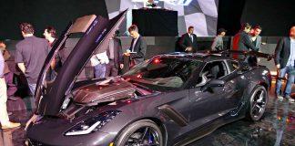 The 2019 Corvette ZR1 Comes with a $2,200 Gas Guzzler Tax