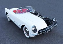 [VIDEO] 1953 Cutaway Corvette Chassis #003 Now Showing at the National Corvette Museum