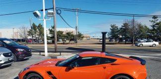 February 2018 Corvette Sales