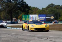 Corvette Racing at Sebring: Halfway Report