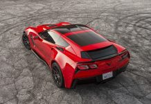 Corvettes on eBay: 2016 Callaway AeroWagen SC757 Corvette Z06