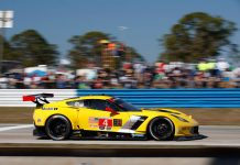 Corvette Racing at Sebring: Valiant Effort in Chase for Four Straight