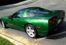 [GALLERY] All Corvettes are Green on St. Patrick's Day (54 Corvette photos)
