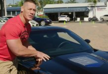 [VIDEO] John Cena Doesn't Care for the 2010 Corvette ZR1 All That Much