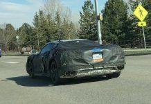 [VIDEO] C8 Mid Engine Corvettes Driving in Colorado
