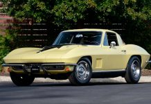 Mecum to Feature a 1967 L88 Corvette Coupe at Indy Auction