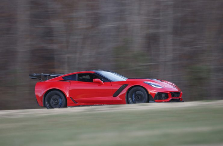 [PIC] 2019 Corvette ZR1 Has A 15 MPG Combined City/Highway Fuel Economy