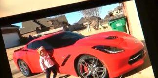 [VIDEO] Little Girl Wants Her Stolen 'Lightning McQueen' Corvette Back