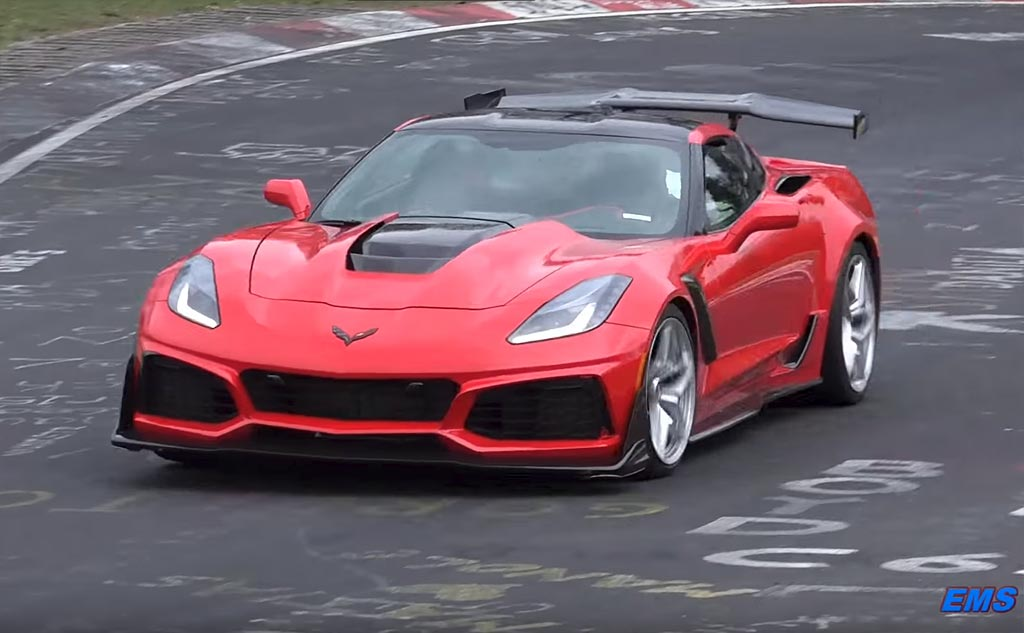 Red Wing Chevrolet >> [VIDEO] The 2019 Corvette ZR1 is Back at the Nurburgring - Corvette: Sales, News & Lifestyle