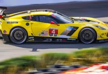 No Changes for Corvette Racing in Balance of Performance (BoP) Update for Long Beach