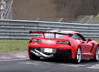 Bridge to Gantry Reports an Unofficial 7:12 lap time for the 2019 Corvette at the Nurburgring