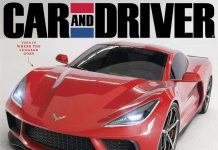 [PICS] Car and Driver Renders the Mid-Engine C8 Corvette for the May 2018 Issue