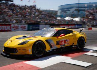 Corvette Racing at Long Beach: Gavin, Milner Go Back-to-Back!