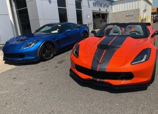 Corvette Delivery Dispatch with National Corvette Seller Mike Furman for April 15th