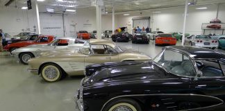 The Lingenfelter Collection's Spring Open House is April 28th