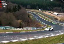 [VIDEO] White 2019 Corvette ZR1 Testing on the Nurburgring