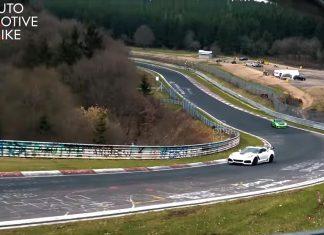 [VIDEO] White 2019 Corvette ZR1 Testing on the Nurburgring