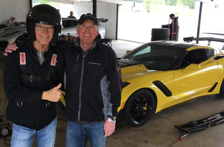 [PICS] Motor Trend's Randy Pobst Breaks Road Atlanta's Track Record in the 2019 Corvette ZR1