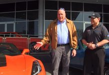 [VIDEO] National Corvette Seller Mike Furman Delivers His 4,000th Corvette