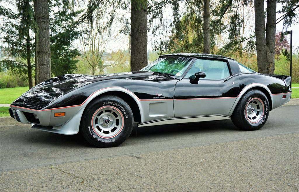 Indy  Corvette Pace Car For Sale