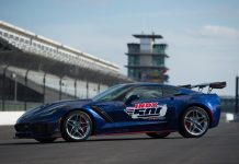 [PICS] The 2019 Corvette ZR1 is the Official Pace Car of the 102nd Indianapolis 500