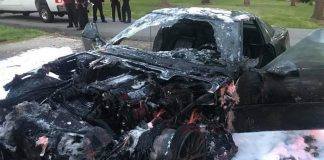 [VIDEO] Charlotte Man Believes His Corvette was Targeted by Arsonist Because He is Gay