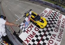 [VIDEO] Relive the Win by Corvette Racing at Long Beach