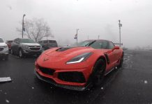 [VIDEO] Lingenfelter Performance Engineering Shows off their 2019 Corvette ZR1