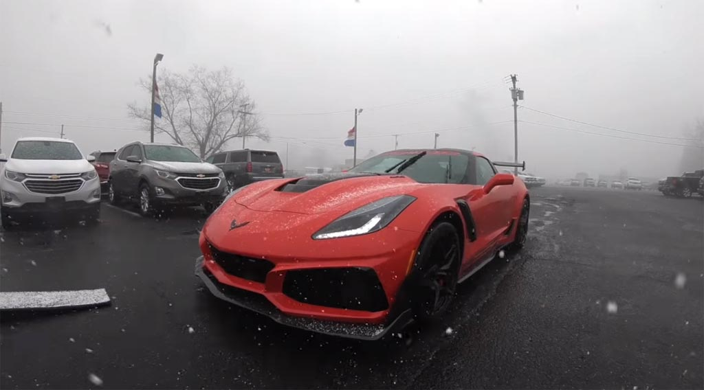 [VIDEO] Lingenfelter Performance Engineering Takes ...