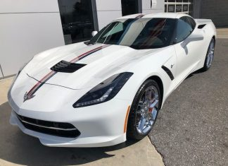 Corvette Delivery Dispatch with National Corvette Seller Mike Furman for April 22nd