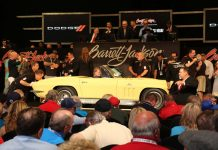 Corvette Auction Results: 2018 Barrett-Jackson Palm Beach