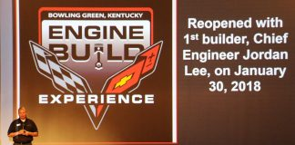 [VIDEO] Kai Spande Delivers the Corvette Assembly Plant Update at the 2018 NCM Bash