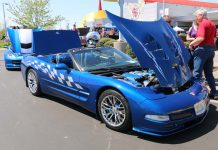 [GALLERY] Customized Corvettes at the 2018 NCM Bash (50 Corvette photos)