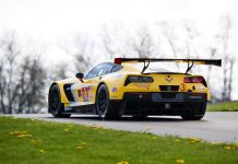Corvette Racing at Mid-Ohio: Ready to Charge... Rain or Shine