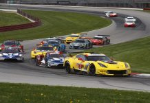 Corvette Racing at Mid-Ohio: Garcia, Magnussen Back on the Podium