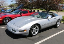 1996 Corvette Collector's Edition Earns Keith's Choice Award at the 2018 NCM Bash